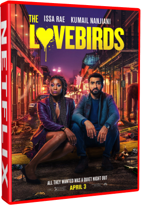 The Lovebirds 2020.avi AC3 WEBRIP - ITA - leggenditaly