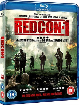 Redcon-1 2018  .avi AC3 BDRIP - ITA - leggenditaly