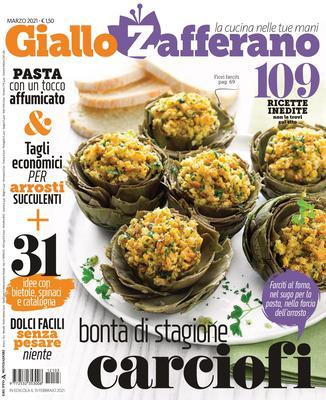 Giallo Zafferano - Marzo 2021