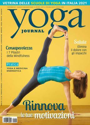 Yoga Journal Italia N.146 - Ottobre 2020