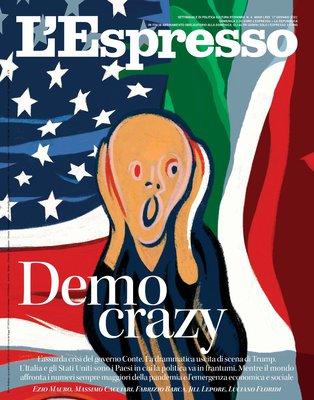 L'Espresso N.4 - 17 Gennaio 2021