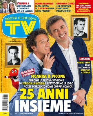 TV Sorrisi e Canzoni N.38 - 22 Settembre 2020
