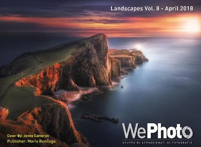 WePhoto. Landscapes - April 2018