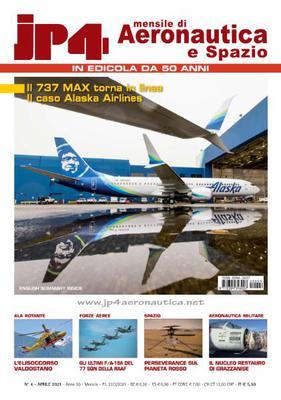 JP4 Rivista Aeronautica N.4 - Aprile 2021