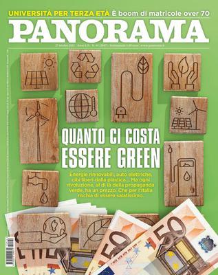 Panorama Italia N.44 - 27 Ottobre 2021