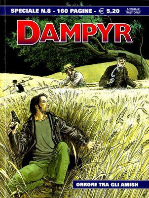 Dampyr Speciale N°8 - Orrore tra gli Amish (20-10-2012)