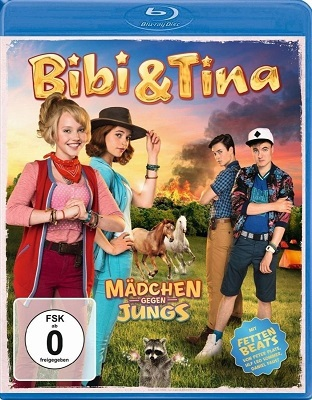 Bibi E Tina - Femmine Contro Maschi 2016 .avi AC3 BDRIP - ITA - leggenditaly