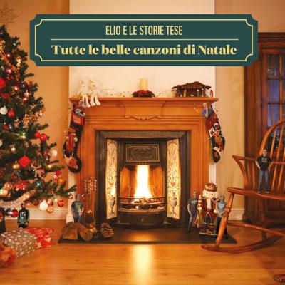 Elio e le storie Tese - Tutte le belle canzoni di Natale (2016).Mp3 - 320Kbps