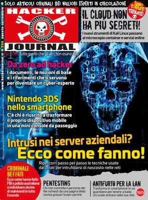 Hacker Journal N.255 - Agosto Settembre 2021
