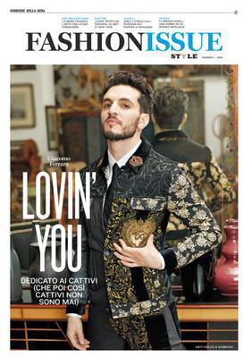 Corriere della Sera Style Fashion N.1 - 21 Marzo 2019