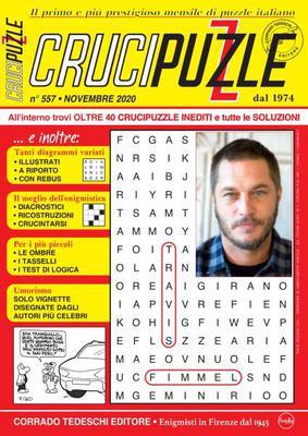 Crucipuzzle N.557 - Novembre 2020
