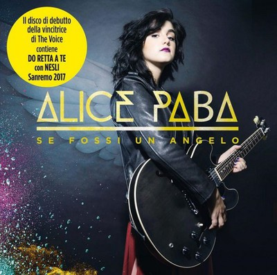 Alice Paba - Se Fossi Un Angelo (2017).Mp3 - 320Kbps