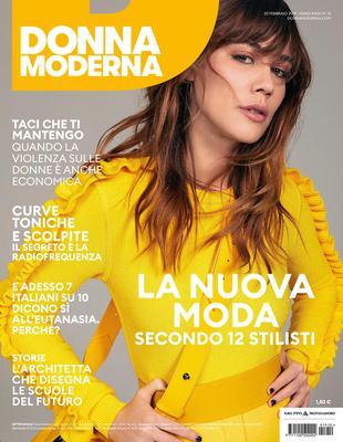 Donna Moderna N.10 - 20 Febbraio 2019