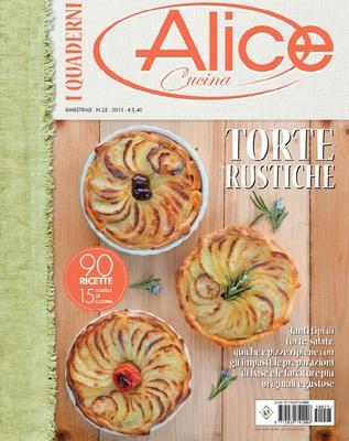 I Quaderni di Alice Cucina N.25 - 2015