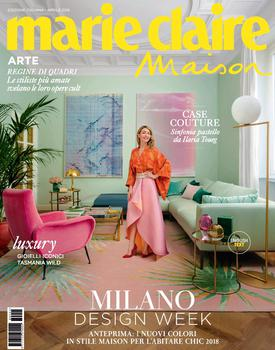 Marie Claire Maison Italia - Aprile 2018