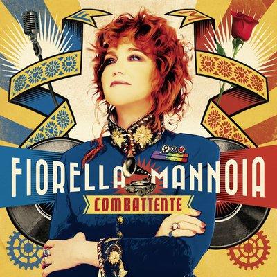 Fiorella Mannoia - Combattente [Special Ed. 2 CD] (2017).Mp3 - 320Kbps