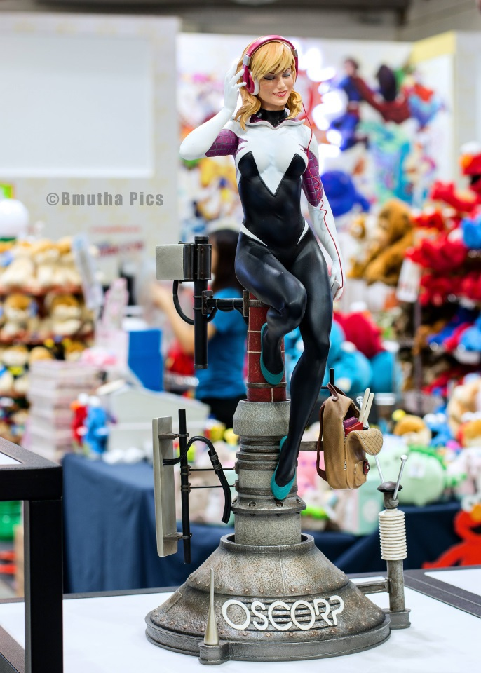 Premium Collectibles : Spider-Gwen Cpb2lwl2cgl3v