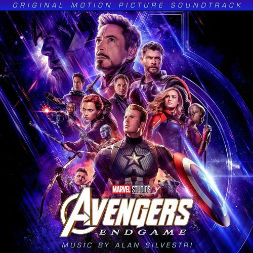 Avengers: Endgame - Alan Silvestri (OST) (2019)