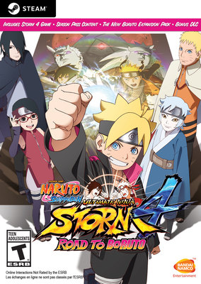 [PC] NARUTO SHIPPUDEN Ultimate Ninja STORM 4 - Road to Boruto Next Generations (2020) Multi - SUB...