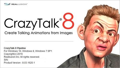 Reallusion CrazyTalk Pipeline v8.13.3615.1
