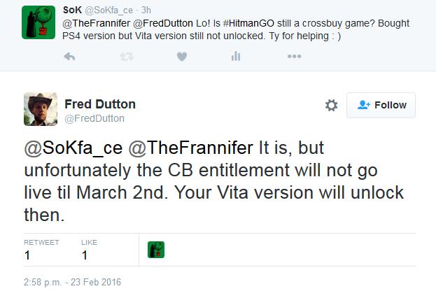 Hitman GO: Definitive Edition Launch Trailer (2/23, PC/PS4