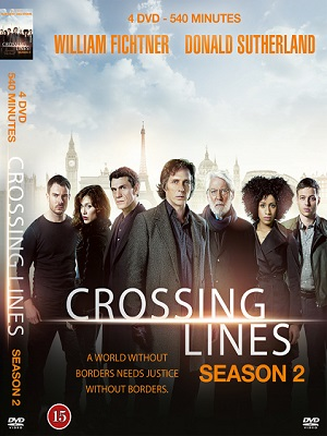 Crossing Lines - Stagione 2 (2015) (Completa) BDRip ITA AAC x264 mkv