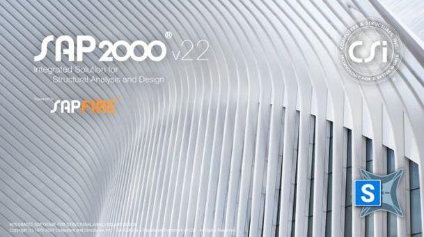 CSI SAP2000 Ultimate v22.1.0 Build 1639 (x64)