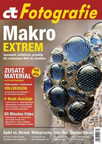 Cover: ct Digitale Fotografie Magazin No 03 2021