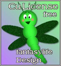 CU Licence fantasylifeDesign