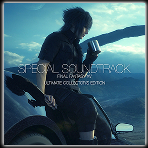 Final Fantasy XV Ultimate Collector's Edition (OST) (2016) Album (MP3 320 Kbps)