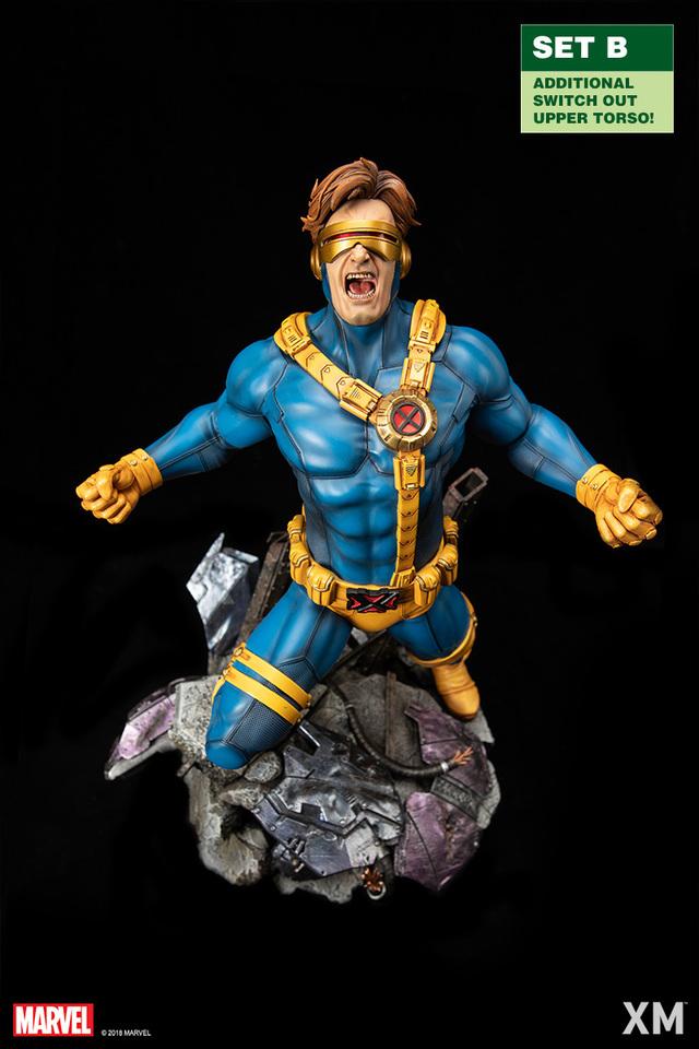 Premium Collectibles : Cyclops** Cyclops0185cdnr