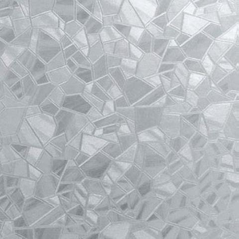 D c fix statische glasfolie fensterfolie milchglasfolie sichtschutz splinter ebay - Statische fensterfolie anbringen ...