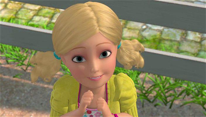 Barbie ve Kız Kardeşleri: At Binicilik Okulu Ekran Görüntüsü 2