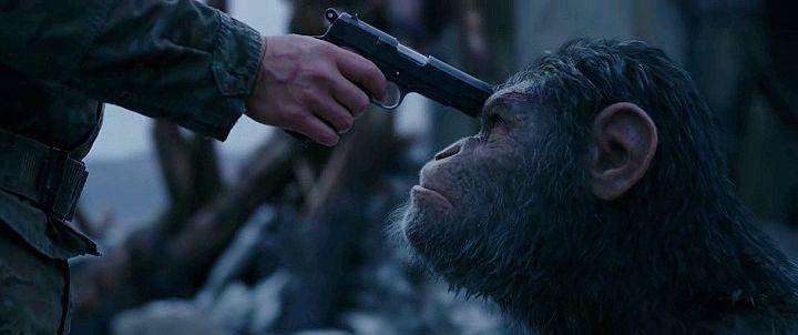 Maymunlar Cehennemi 3: Savaş Ekran Görüntüsü 2