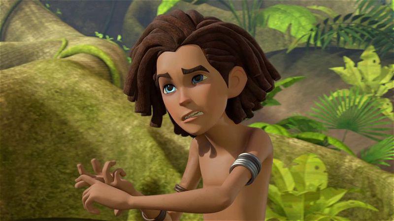 Tarzan and Jane: 1.Sezon Tüm Bölümler Ekran Görüntüsü 1