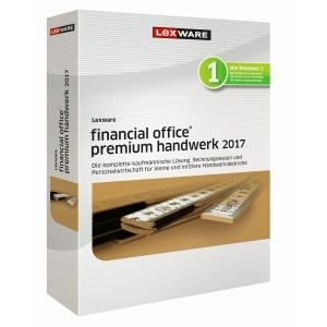 : Lexware Financial/Office Premium Handwerk 2017 v17