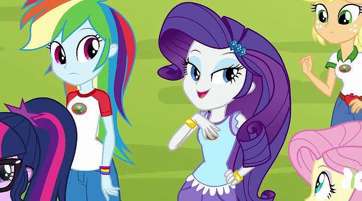 My Little Pony: Equestria Girls – Everfree Efsanesi Ekran Görüntüsü 2