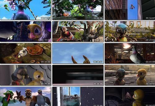 Çılgın Kuşlar Ekran Görüntüsü 1