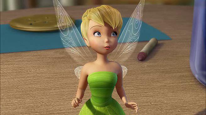 Tinker Bell ve Peri Kurtaran Ekran Görüntüsü 1