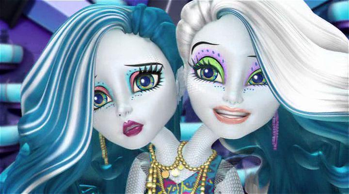 Monster High: The Great Scarrier Reef Ekran Görüntüsü 2