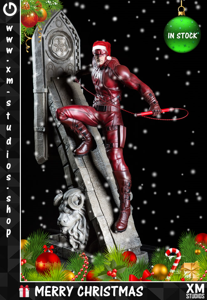 XM Studios: Europe Christmas Special - 2017 Daredevilnew20so6
