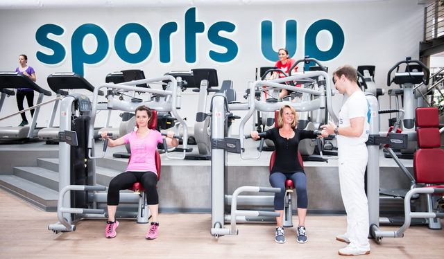 sports up - Deine Fitnesslounge