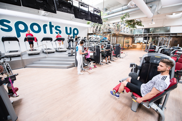 sports up - DeineFitnesslounge