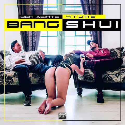 Cover: Der Asiate & 4Tune - Bang Shui (2017)