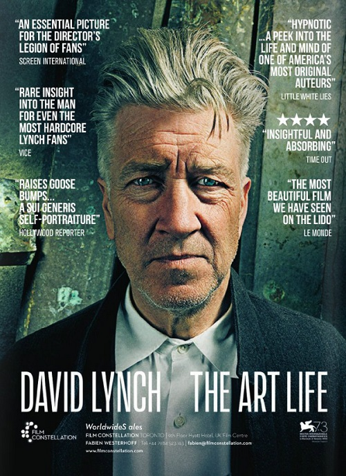 David Lynch Yaşam Sanatı Full Film indir