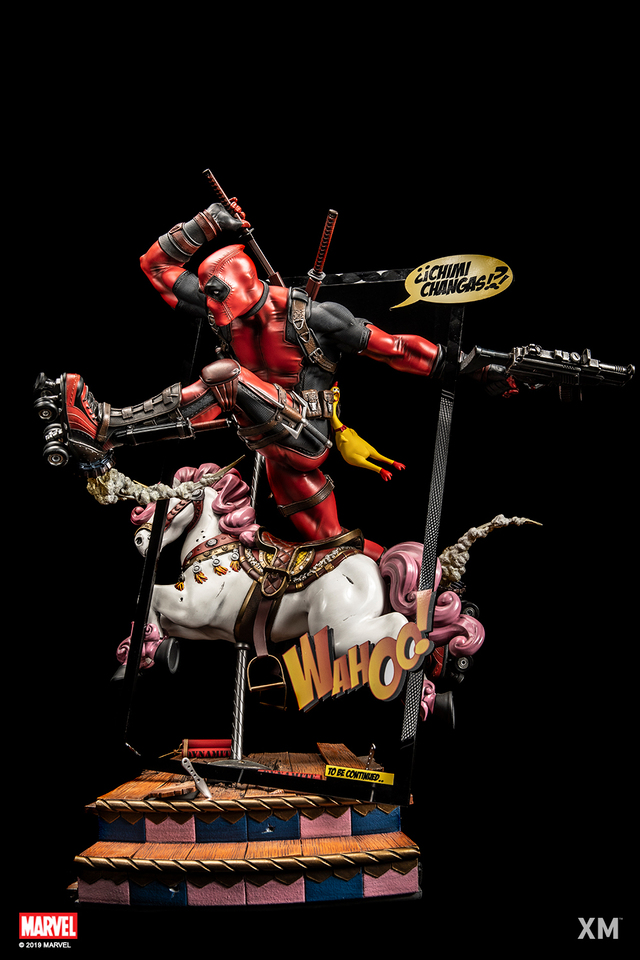 Premium Collectibles : DeadPool ** Db03djjk2