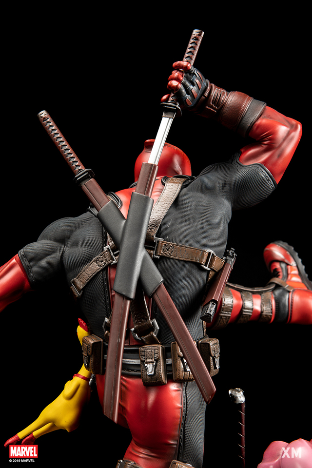 Premium Collectibles : DeadPool ** Db0582k6n