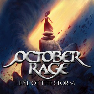 October Rage - Eye Of The Storm (EP) (2016)