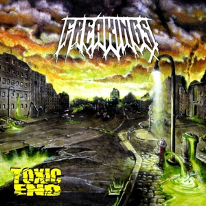 Freakings - Toxic End (2017)