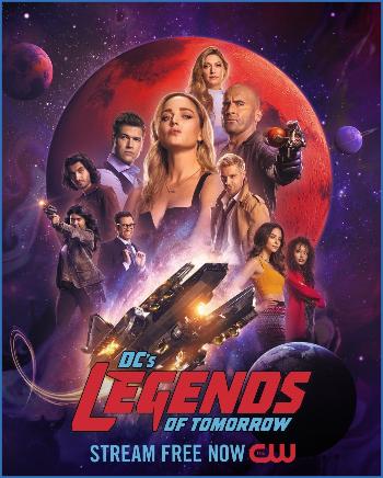 DCS Legends Of Tomorrow S07E02 720p HDtv x264-Syncopy